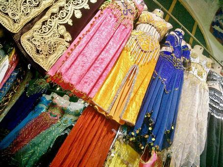 Turkish Belly Dance Costume