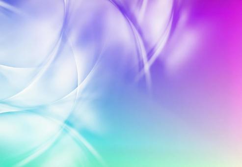 背景紋理 IT 圖形棱鏡反射照明淺紅色紫色