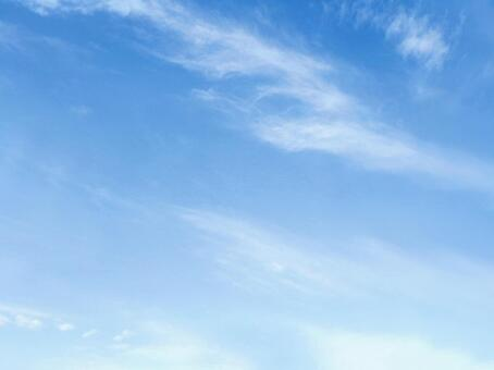 Blue sky and clouds 9