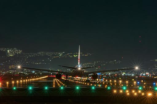 Airport Plane (Itami Airport) 92