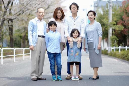 Three generations family 12