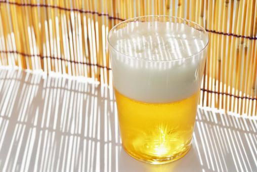 Beer (blind background)