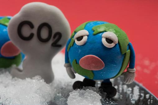 Earth and Carbon Dioxide 8