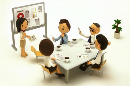 점토 인형의 모임