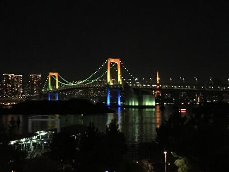 Rainbow Bridge in Nana-ko