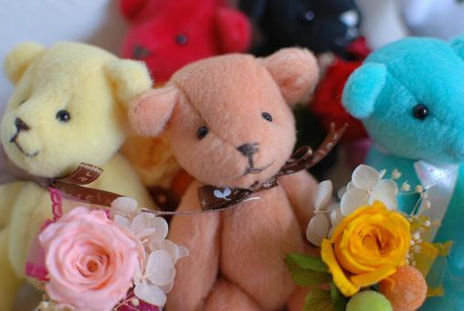 Bear mascots