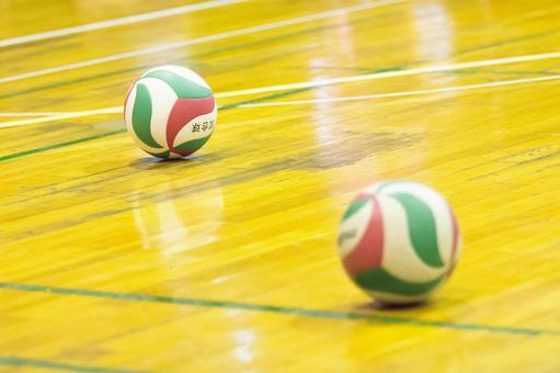 排球比赛用球2