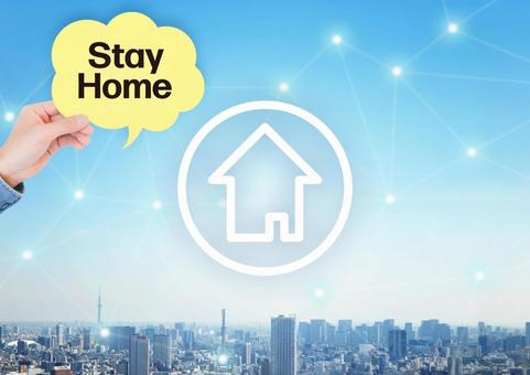 Stay Home Remote Work Telework