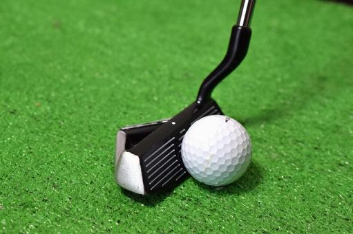 Golf Club Chipper