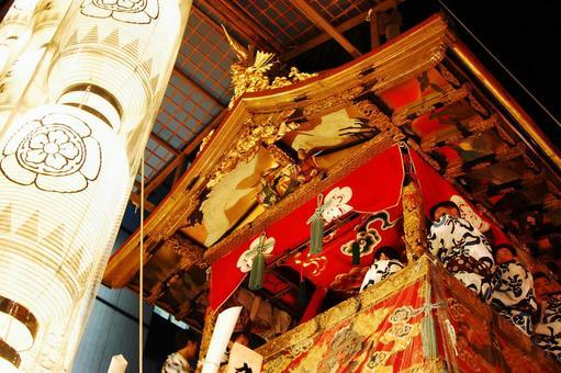 Festival in Japan Gion Festival in Kyoto Festival on the Yamaboko festival