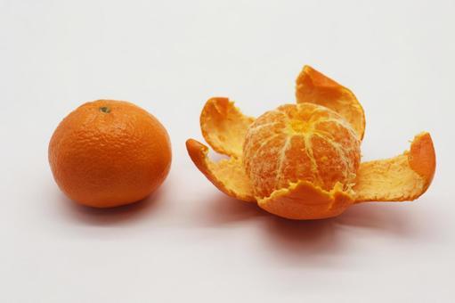 Eat tangerines