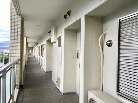 Mansion corridor 2