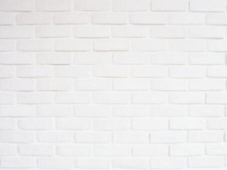 White brick wall 1 texture