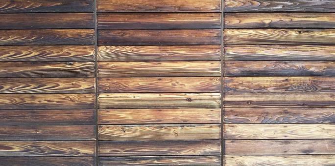 [材質]木牆木紋背景