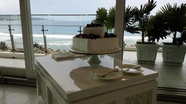 Guam / Wedding cake