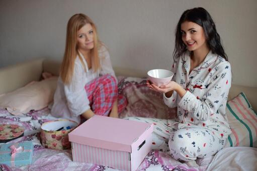 Pajamas Party 10