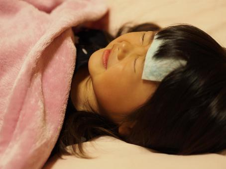 Girls falling asleep 2