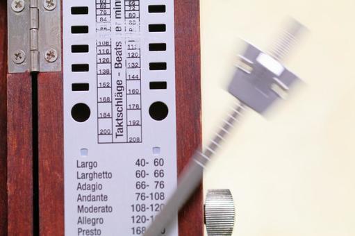 Time course (metronome)