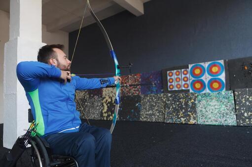 Parasport Archery 159