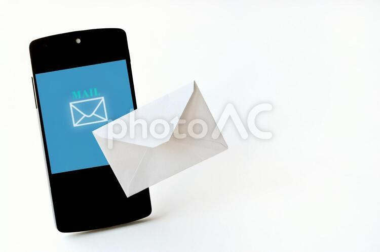 スマホメールの写真
