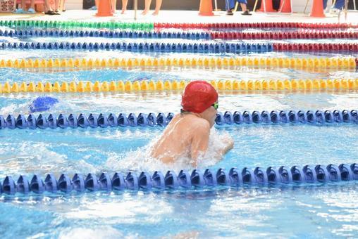 0.04 seconds to Junior Olympics