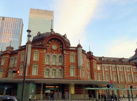 東京風光,東京站