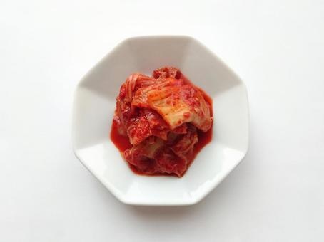 大白菜泡菜小盤(1)