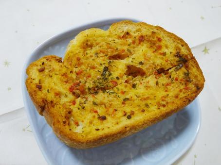 마늘 프랑스 빵