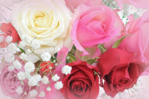 A bouquet of roses 1