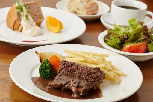 Western food image