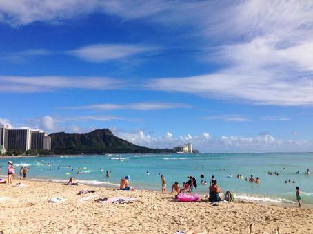 하와이의 풍경 4