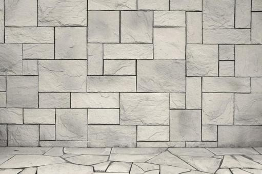 Background User-friendly universal background Stone covering space