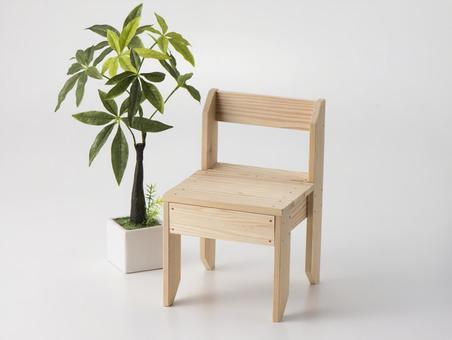 핸드 메이드 미니 의자