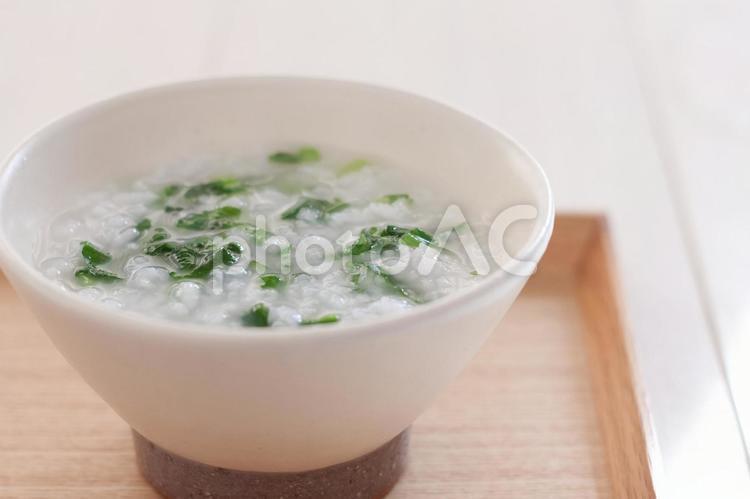七草粥の写真