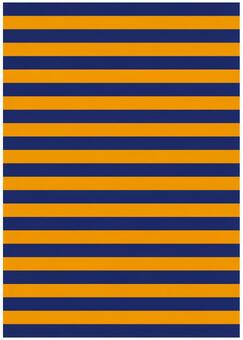 Background material · Design · Navy blue, Orange border