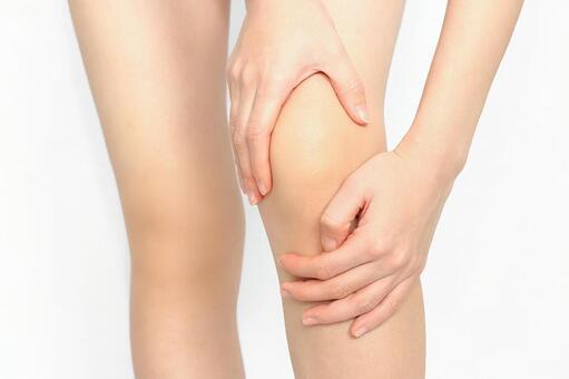 Knee disease image (color)
