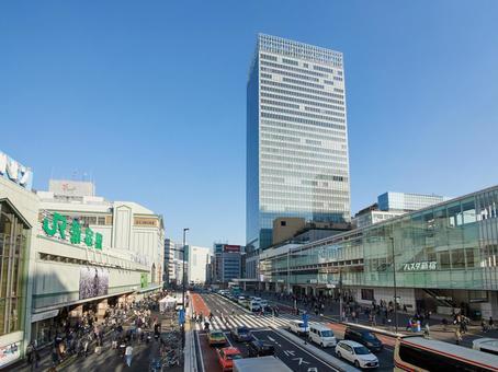 Shinjuku Station South Exit / Shinjuku Expressway Bus Terminal