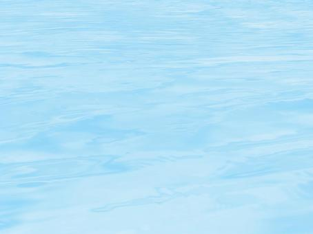 Background texture material Water surface Water resources Clear water Eco environment Blue