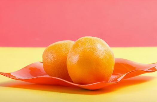 Color image Orange 8
