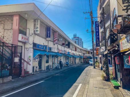【카나가와 현】 요코하마시 노게의 都橋 상가 (하모니카 요코 초)