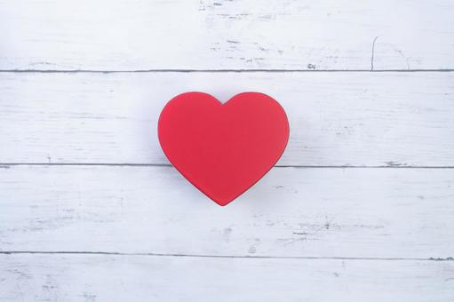 Heart love letter image
