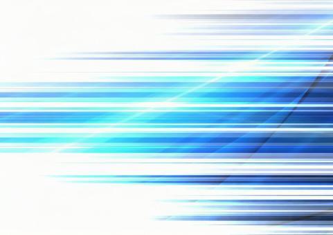 Light texture ray beam