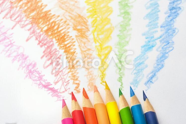 色エンピツの写真