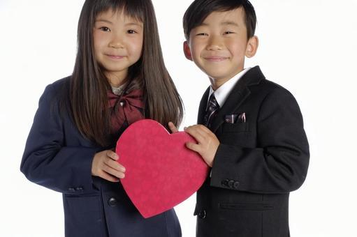 小学生2与心脏