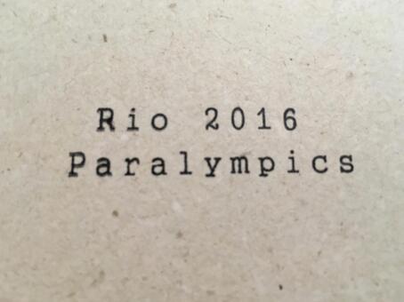 Rio paralympic