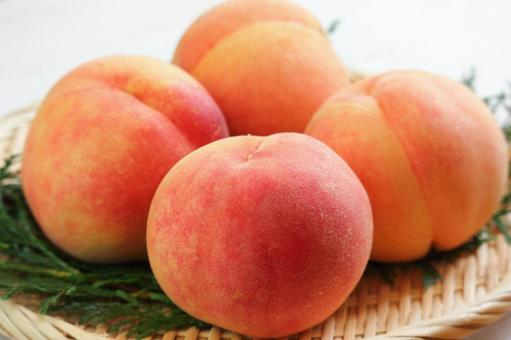 Image of luxury peach