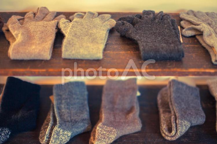 靴下の写真