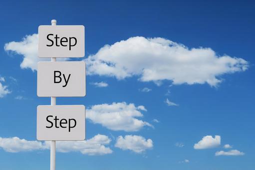 Step by step goal