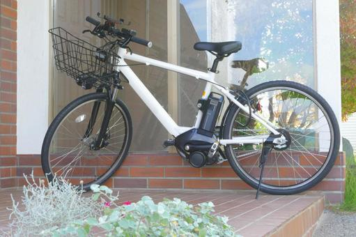 Electric assisted bicycle