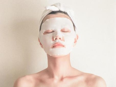 Face mask, woman, lady